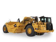 CAT 631K Wheel Tractor-Scraper