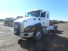 2014 CATERPILLAR CT660S