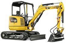 CAT 302.7D CR Mini Hydraulic Ex