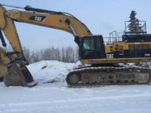 2012 CATERPILLAR 374DL