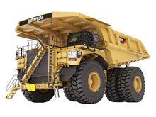 CAT 797F Mining Truck