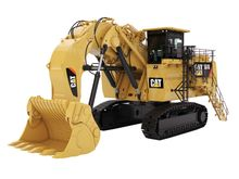 CAT 6040/6040 FS Hydraulic Shov