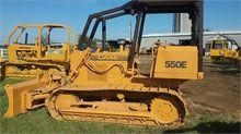 1995 CASE 550E