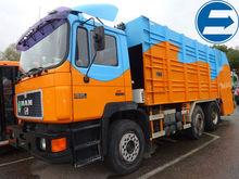 2000 MAN 26.342FVL-K0 garbage t