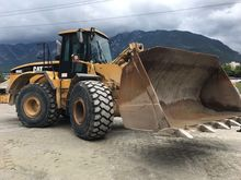 2001 CATERPILLAR 966G SERIES II
