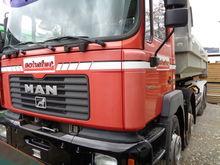 Used 2001 MAN MAn 32