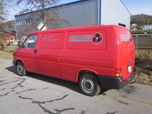 1998 VOLKSWAGEN VW T4 Delivery
