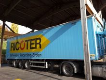 2006 LEGRAS walking floor 80m3