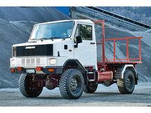 1999 Bremach TGR 35 4x4 trekkin