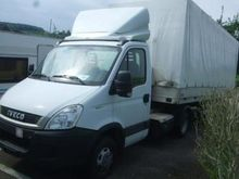 2010 IVECO 50C17T Daily with se