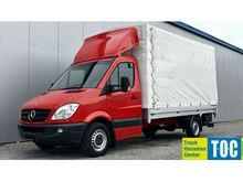 2009 MERCEDES-BENZ Sprinter 316
