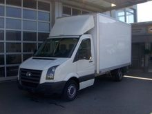 2011 Volkswagen Crafter 35 box