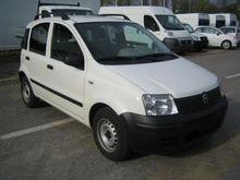 2011 FIAT Panda Van 1.2 8V