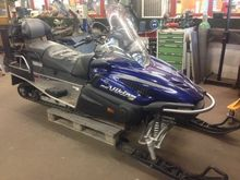 2006 YAMAHA VK 10 snowmobile