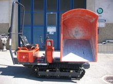 Used KUBOTA KC110HR
