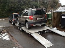 2012 OTHER / OTHER car trailer