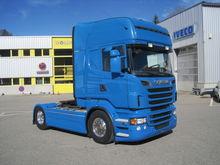 2012 SCANIA R500 LA 4X2