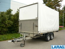 2011 goods transport trailer BO