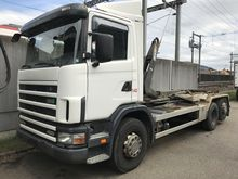 Used 2002 SCANIA Sca