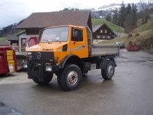 Used 1992 UNIMOG U 2