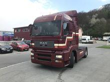 Used 2007 MAN TGA 18