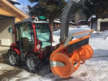 2012 ANTONIO CARRARO TTR 4400