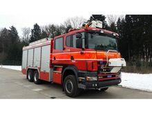 2003 Scania R 164 CB 6x6