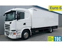 2014 SCANIA G 410 Euro6 isother