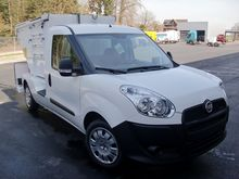 2013 FIAT Doblo 1.6MJ Work Up