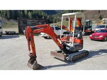 Used KUBOTA U15.3 in