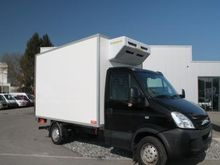 2009 IVECO 35S18 Reefer Truck