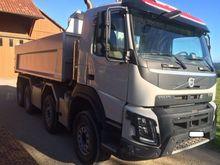 2014 VOLVO Volvo FMX500 8x4