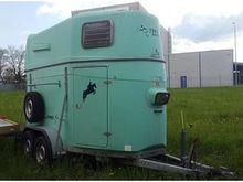 DALTEC horse transport trailer
