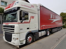 2007 DAF FT XF 105.460