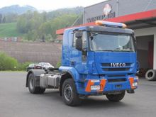 2009 IVECO Iveco 400 T 50 T Tra