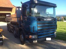 2003 SCANIA R124