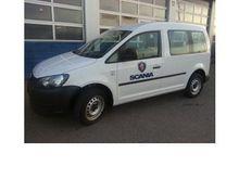 2012 VOLKSWAGEN VW Caddy Kombi