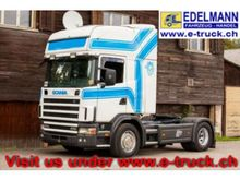 Used 2001 SCANIA in