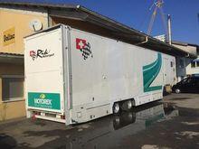DALTEC Schuler team truck