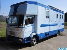 1987 MERCEDES-BENZ 1117 horse t