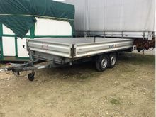 Used 2009 HUMBAUR in