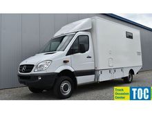 2012 MERCEDES-BENZ Sprinter 319