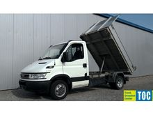 2007 IVECO Daily 35C14 DSK AHK