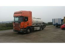 Used 2000 SCANIA in