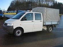 2006 VOLKSWAGEN T 5 double cabi
