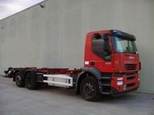 2006 IVECO Stralis AS 260S42 Y