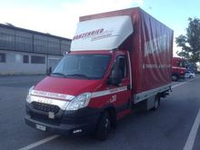 2012 IVECO 35C21P (twin tires)