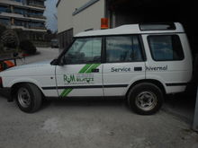 1997 LAND ROVER Discovery Tdi
