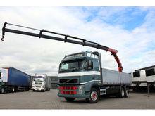 2005 VOLVO FH12-460 6x2 Lorry H