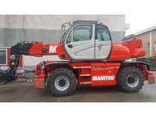 2016 MANITOU 21.50 Privilege